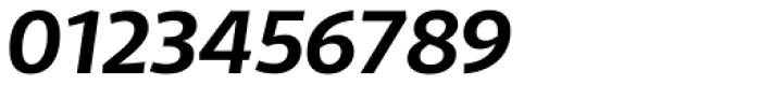 Telder HT Pro Bold Italic Font OTHER CHARS