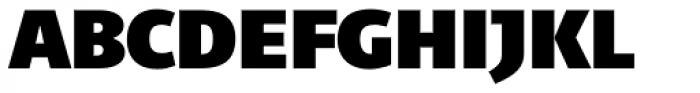 Telder HT Pro Heavy Font UPPERCASE