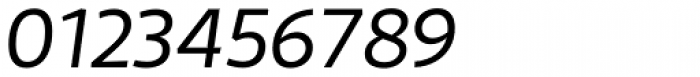 Telder HT Pro Italic Font OTHER CHARS