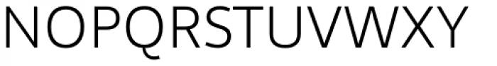 Telder HT Pro Light Font UPPERCASE