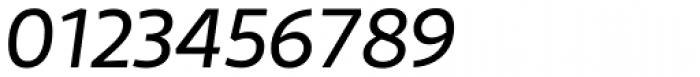Telder HT Pro Medium Italic Font OTHER CHARS