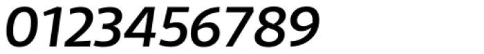 Telder HT Pro Semi Bold Italic Font OTHER CHARS