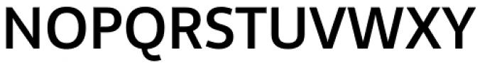 Telder HT Pro Semi Bold Font UPPERCASE