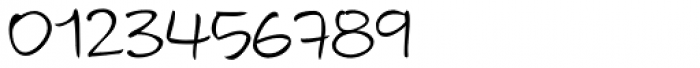 Telefante Light Font OTHER CHARS