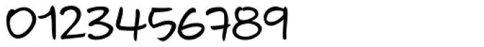 Telefante Regular Font OTHER CHARS