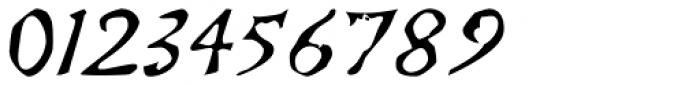 Telegdi Pro Alt Italic Font OTHER CHARS