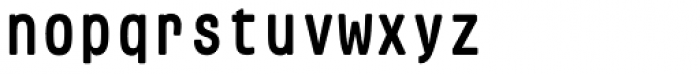 Telegramo A Bold Font LOWERCASE