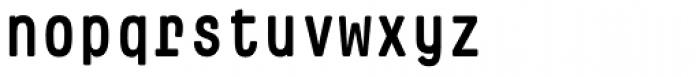 Telegramo B Bold Font LOWERCASE