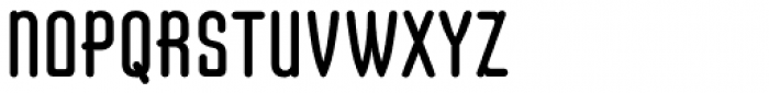 Telepod One SG Medium Font UPPERCASE