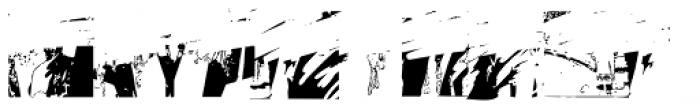 Teletron Media Low Font UPPERCASE