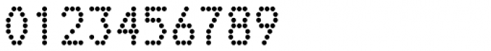 Telidon Bold Font OTHER CHARS