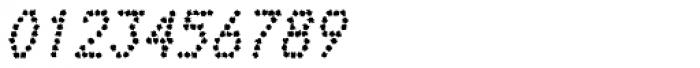 Telidon Ink Bold Italic Font OTHER CHARS