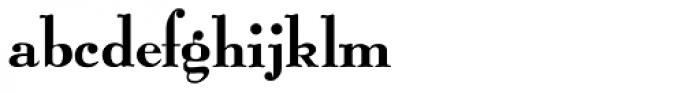 Telluria Font LOWERCASE