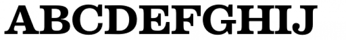 Temeraire Bold Font UPPERCASE