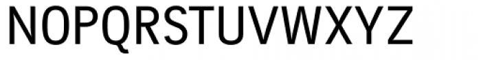 Tempelhof Medium Font UPPERCASE