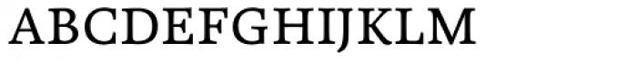 Tempera Biblio Book A SC Font LOWERCASE