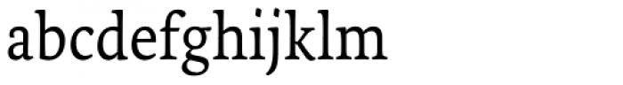 Tempera Biblio Pro Book A Font LOWERCASE