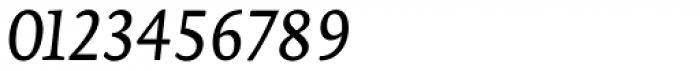 Tempera Biblio Pro Book C Italic Font OTHER CHARS