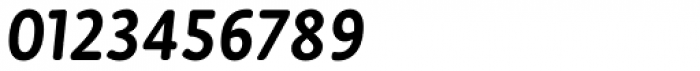 Tempera Rose Pro Medium Italic Font OTHER CHARS