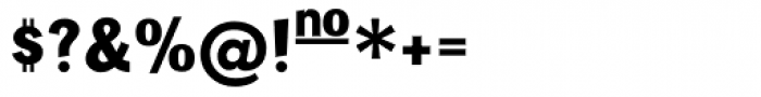 Tenko Ehrgeizig Font OTHER CHARS