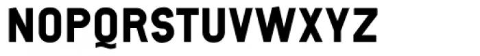 Tenko Ehrgeizig Font UPPERCASE