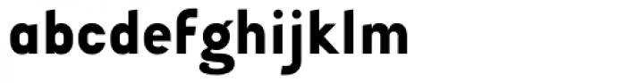 Tenko Ehrgeizig Font LOWERCASE