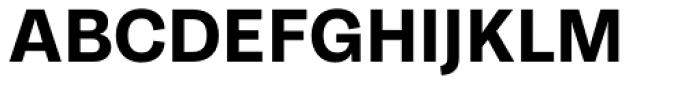 Tenon Bold Font UPPERCASE