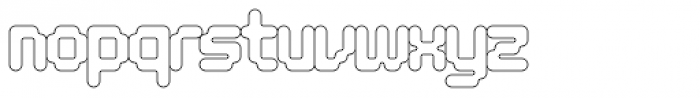 Tephra 12 Font LOWERCASE