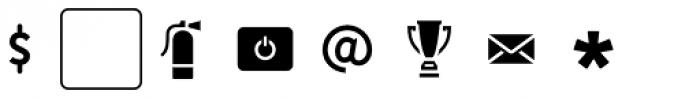 Tepu Font OTHER CHARS