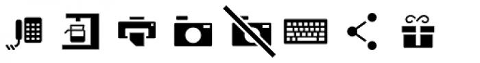Tepu Font LOWERCASE