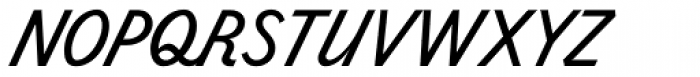 Terital United Font UPPERCASE
