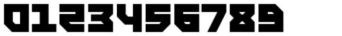 Tesla Font OTHER CHARS