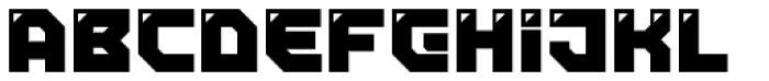 Tesla Font LOWERCASE
