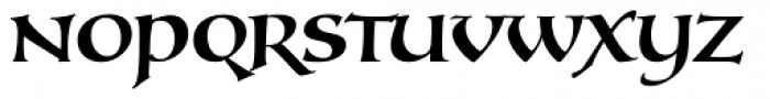 Testament I Medium Font UPPERCASE
