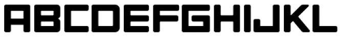 Tetra Std Bold Font UPPERCASE