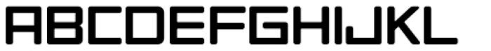 Tetra Std Book Font UPPERCASE
