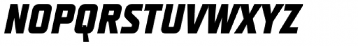 Teuton Fett Bold Italic Font UPPERCASE