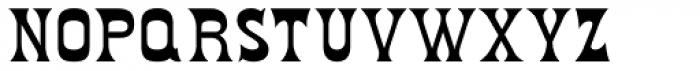 Teutonic Font UPPERCASE