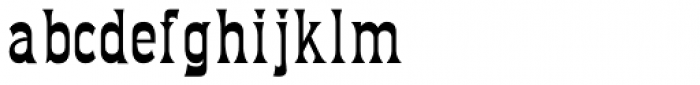 Teutonic Font LOWERCASE