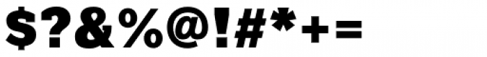 Texicali S Black Font OTHER CHARS