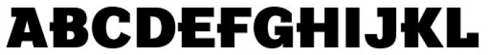 Texicali X Black Font UPPERCASE
