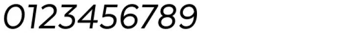 Texta Alt Italic Font OTHER CHARS