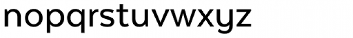 Texta Alt Medium Font LOWERCASE
