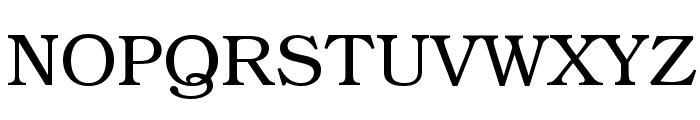 Textbook Light Font UPPERCASE