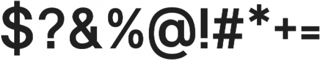 TF Opicular otf (500) Font OTHER CHARS
