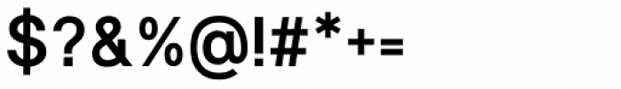 TF Opicular Medium Font OTHER CHARS