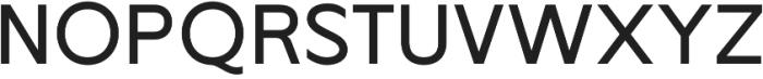 TG Axima Medium otf (500) Font UPPERCASE