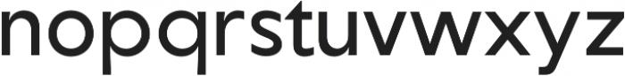 TG Axima Medium otf (500) Font LOWERCASE