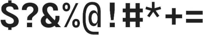 TG Frekuent Mono Bold otf (700) Font OTHER CHARS