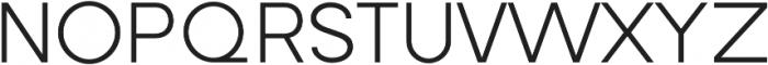 TG Neuramatica Light otf (300) Font UPPERCASE